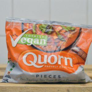 QUORN Vegan Frozen Pieces – 280g
