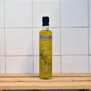 Rayners Organic Extra Virgin Olive Oil – 500ml