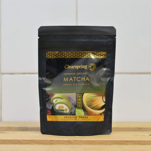 Clearspring Match Tea Premium