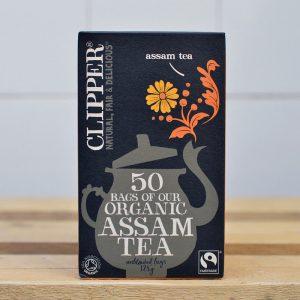 Clipper Organic Assam Tea – 50 Bags