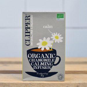 Clipper Organic Chamomile Tea – 20 Pack