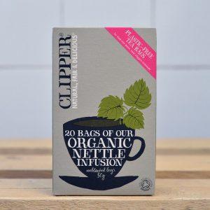 Clipper Organic Nettle Tea – 20 Bags