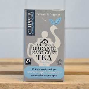 Clipper Organic Earl Grey Tea – 25 Bags