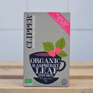 Clipper Organic Raspberry Leaf Infusion Tea – 20 Bags