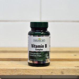 20% off Nature's Aid Vitamin B Complex – 90 tabs