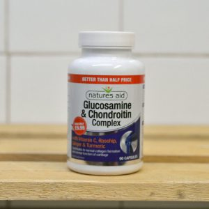 20% off Nature's Aid Glucosamine 500/Chondroitin 100mg – x 90