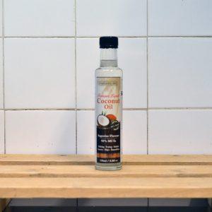 Natures Aid Coconut Liquid Oil – 250ml