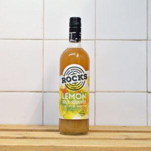 ROCKS Lemon Squash – 740ml