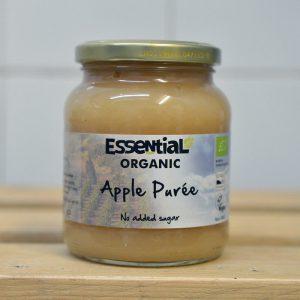 ESSENTIAL Organic Small Apple Puree – 700g