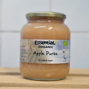 Essential Organic Large Apple Puree – 700g