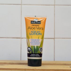 Aloe Pura Organic After Sun Lotion – 200ml