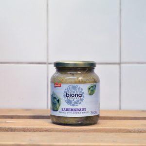 Biona Organic Sauerkraut – 350g