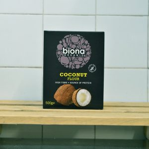 Biona Organic Coconut Flour – 500g