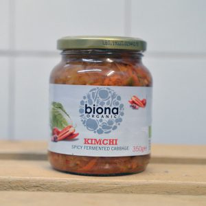 Biona Organic Spicy Fermented Kimchi – 350g