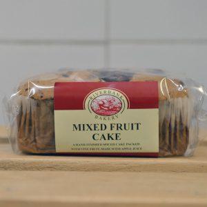 Riverbank Mixed Fruit Cake – 390g