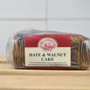 Riverbank Date & Walnut Cake-400g