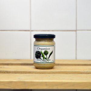 Organico Organic Spring Artichoke Spread – 140g
