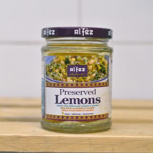 Alfez Preserved Lemons – 140g