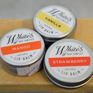 Whites Strawberry Lip Balm – 9g