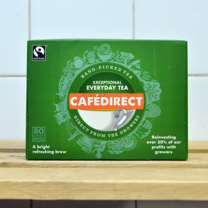 CafeDirect Everyday Tea (Fairtrade) – 80 Bags