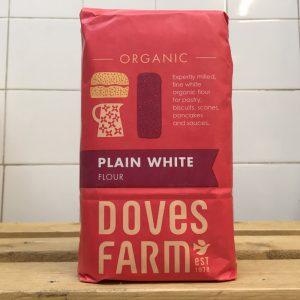 Doves Plain White Flour – 1kg