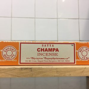 Satya Champa Incense Sticks – 15g