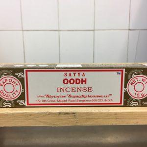 Satya Oodh Incense Sticks – 15g