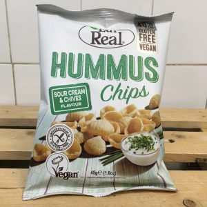 Eat Real Hummus Sour Cream Chives Chips – 45g