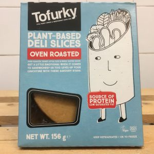 Tofurky Oven Roasted Deli Slices – 156g