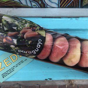 Zeds Donut Peaches