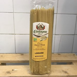 Castagno Durum Wheat Linguine-500g