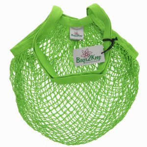 Cotton String Bag Green