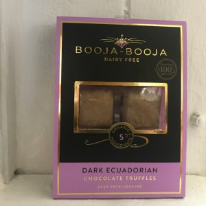 BOOJA GF Vegan Dark Ecuadorian Truffles – 69g