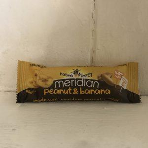 Meridian Peanut Banana Bar – 40g