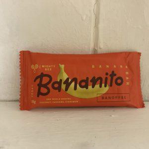 10% OFF- Bananito Banoffee Bar – 35g