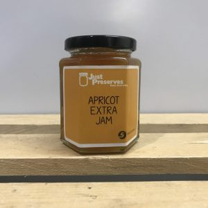 Just Preserves Local Apricot Jam – 330g