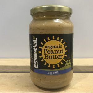 ESS Smooth (w/ Salt) Peanut Butter