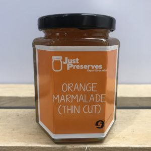 Just Preserves Local Thin Cut Marmalade – 330g