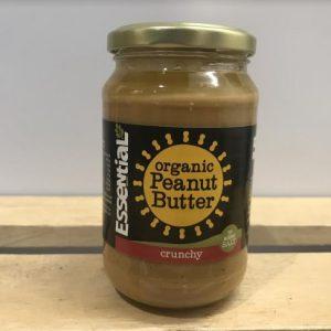 ESS Crunchy (No Salt) Peanut Butter