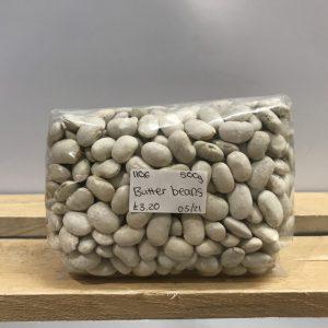 Zeds Butter Beans – 500g