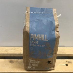 PIMHILL Organic Jumbo Oats