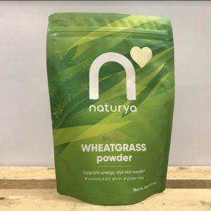 Naturya Wheatgrass Powder – 200g