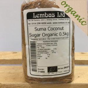 Suma Organic Coconut Sugar – 500g