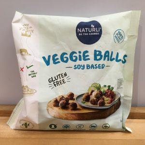 Naturli Gluten Free Veggie Balls – 300g
