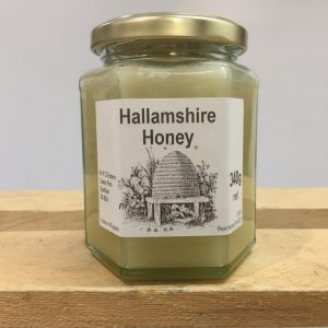 Hallamshire Local Raw Honey Set – 340g