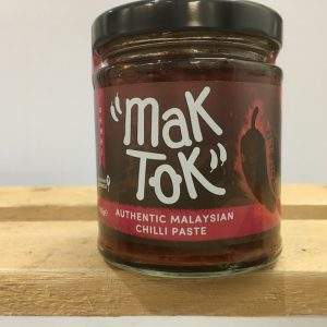 Fire Chilli Paste Mak Tok