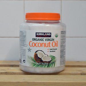 Kirkland Organic Virgin Coconut Oil – 2.38kg