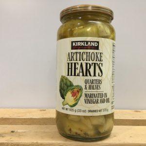 Artichoke Hearts-935g