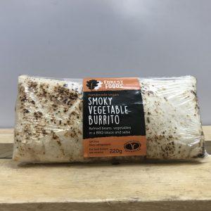 Forest Foods Frozen Vegetarian Smokey Wrap – 220g