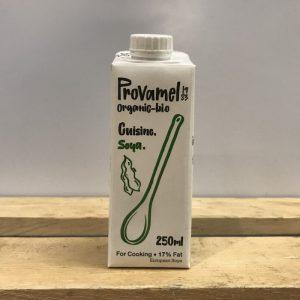 PROVAMEL Soya Single Cream – 253g/250ml